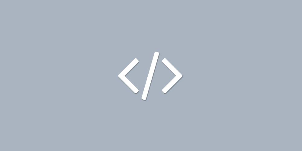 Code is poetry? 6