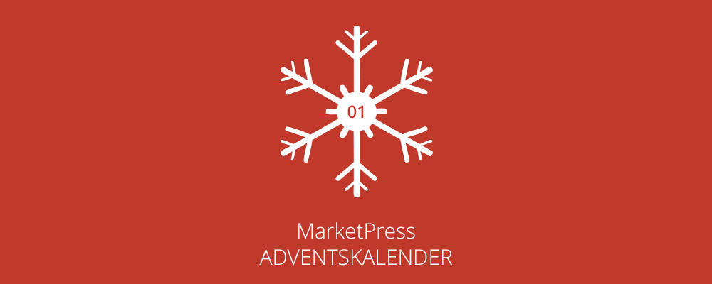 MarketPress Adventskalender 1