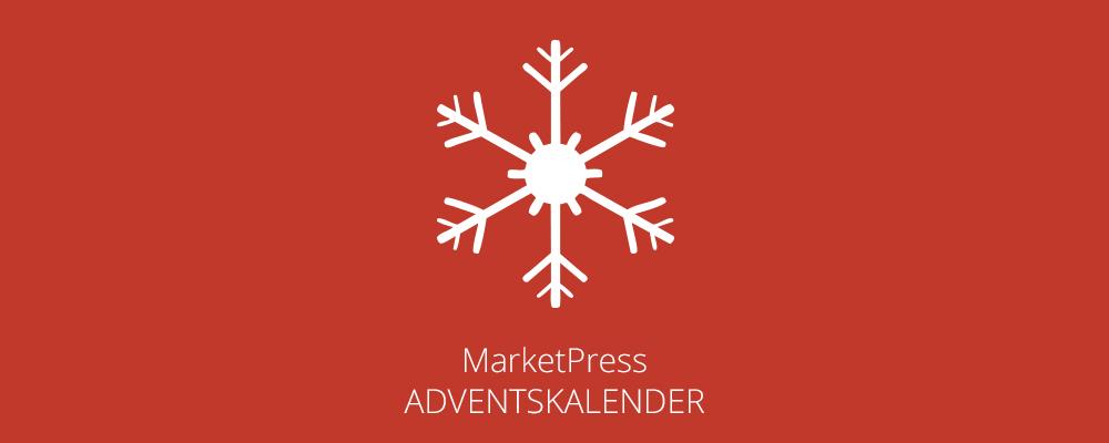 MarketPress-Adventskalender