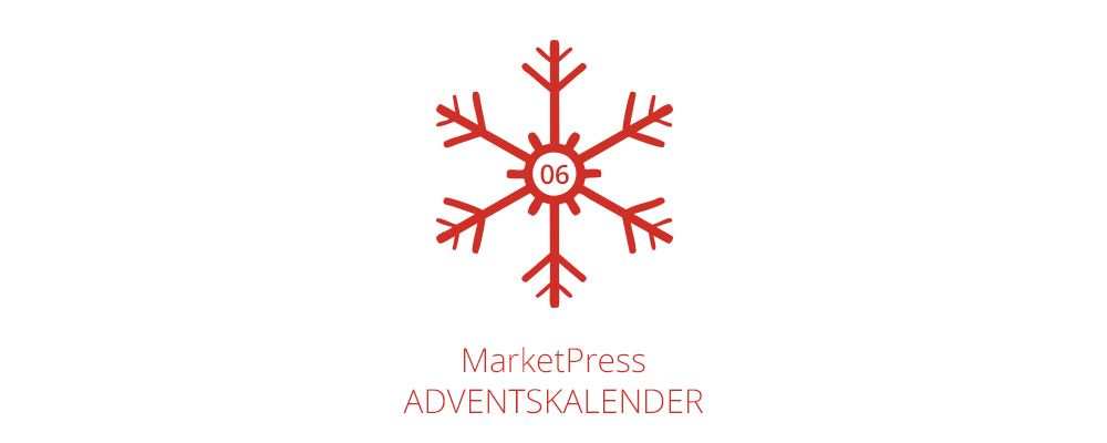 MarketPress Adventskalender 06