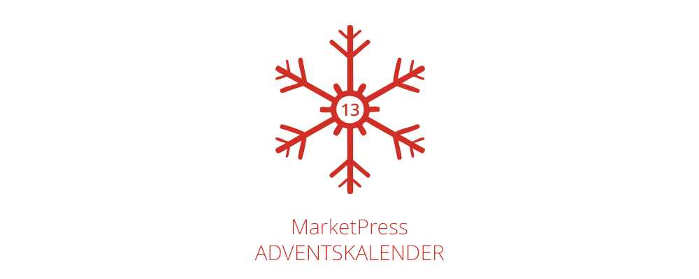 MarketPress Adventskalender 13