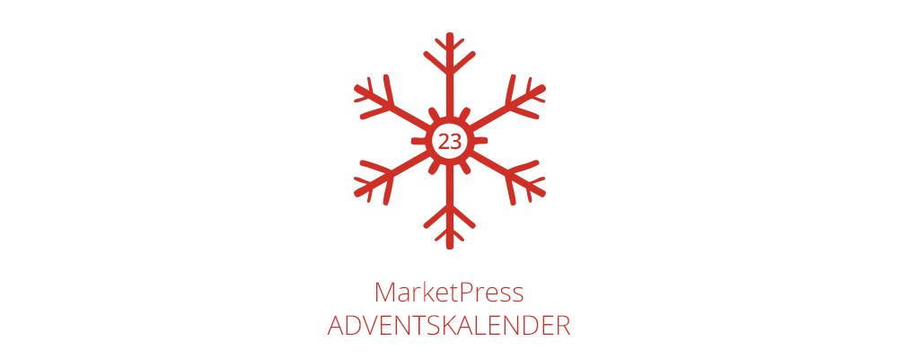 MarketPress Adventskalender 23