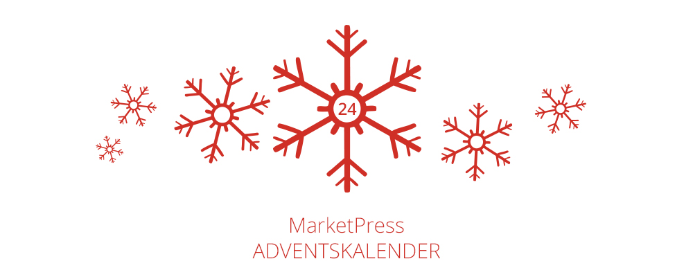 MarketPress Adventskalender 24