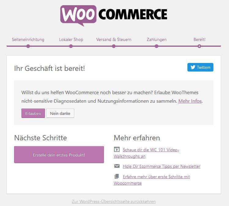 WooCommerce installieren - in fünf Minuten zum Onlineshop auf WordPress-Basis 9