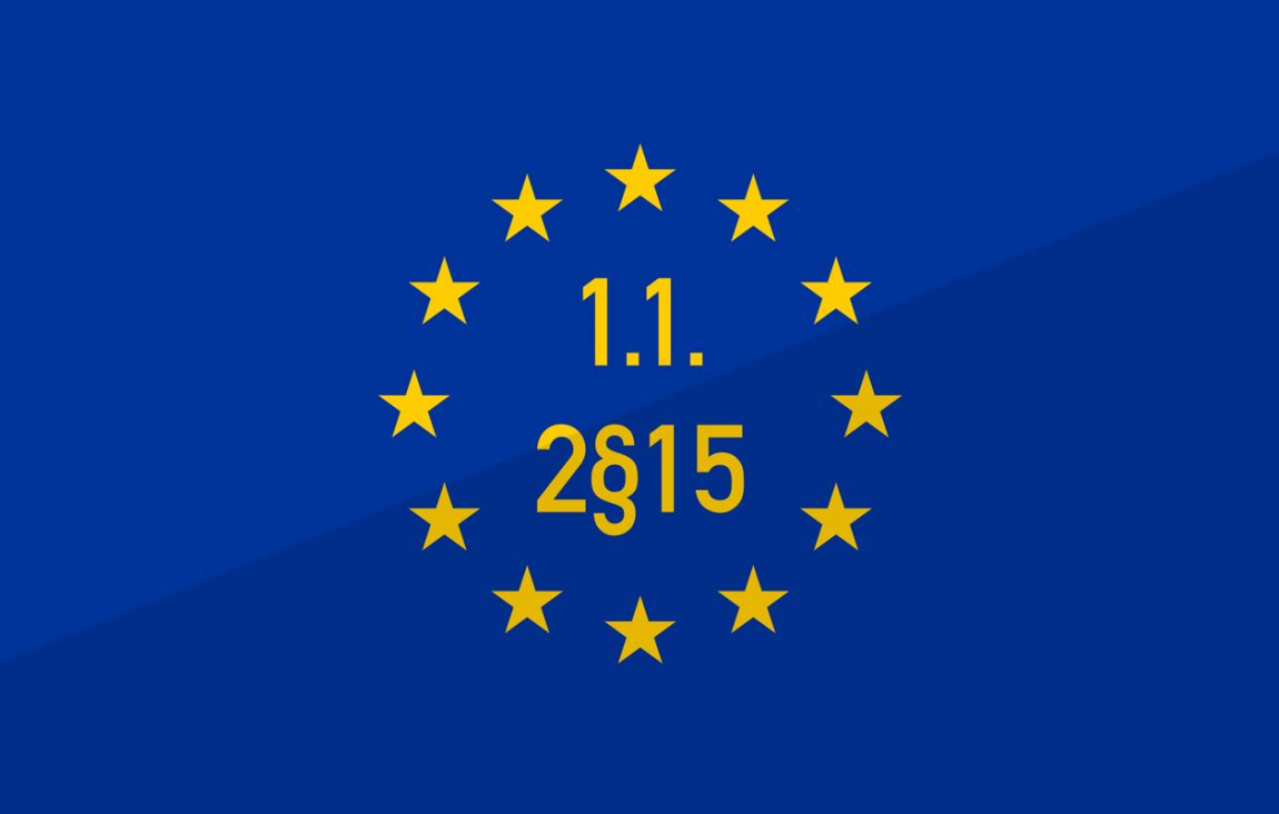 Ab 1.1.2015 gilt die neue Regelung der EU für Umsatzsteuer beim Verkauf digitaler Produkte.