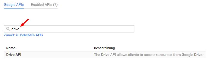 drive-api-suche