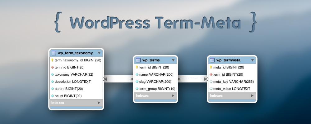 WordPress 4.4: Term-Meta - ein langer Weg 15