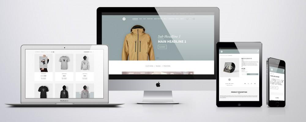 Ein WooCommerce-Shop muss sich an jedes Endgerät individuell anpassen