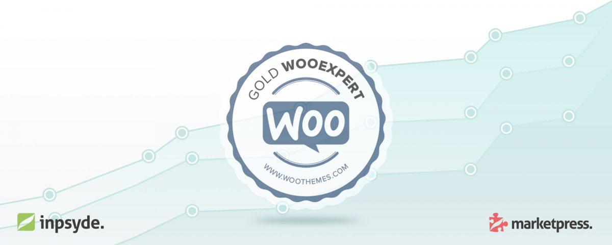 Inpsyde ist WooExperts Gold Partner von WooCommerce 1