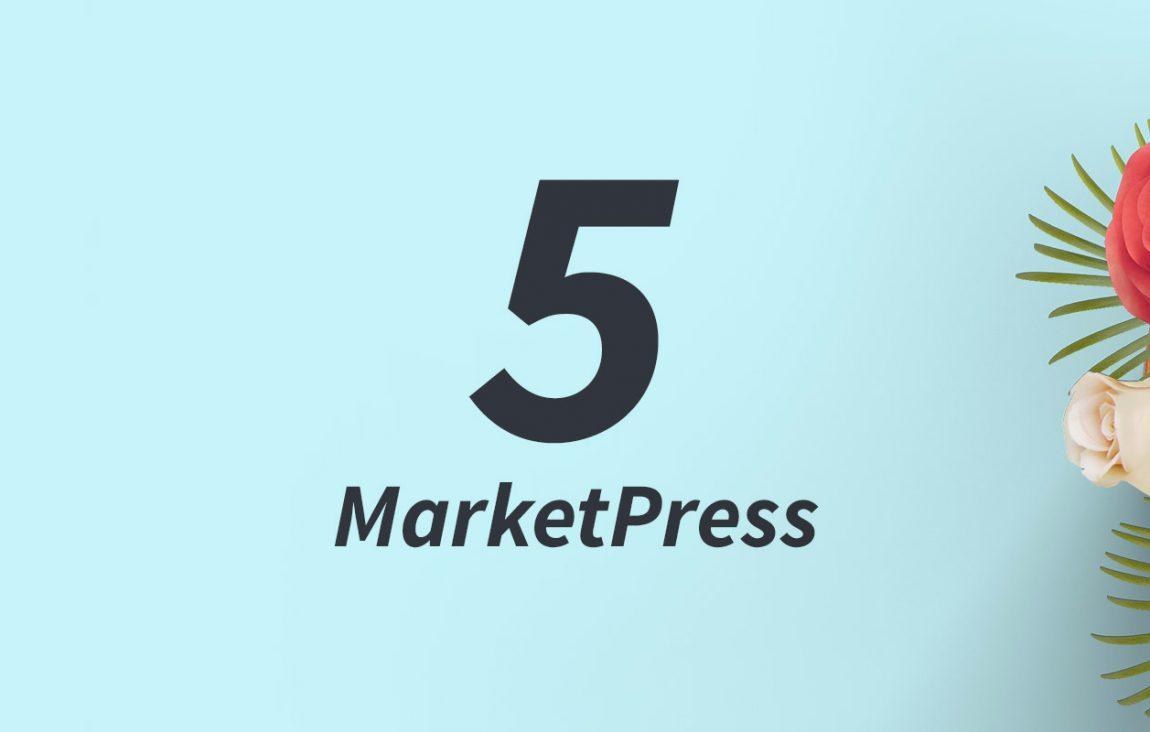 5 Jahre MarketPress - und du kannst mitfeiern! 2