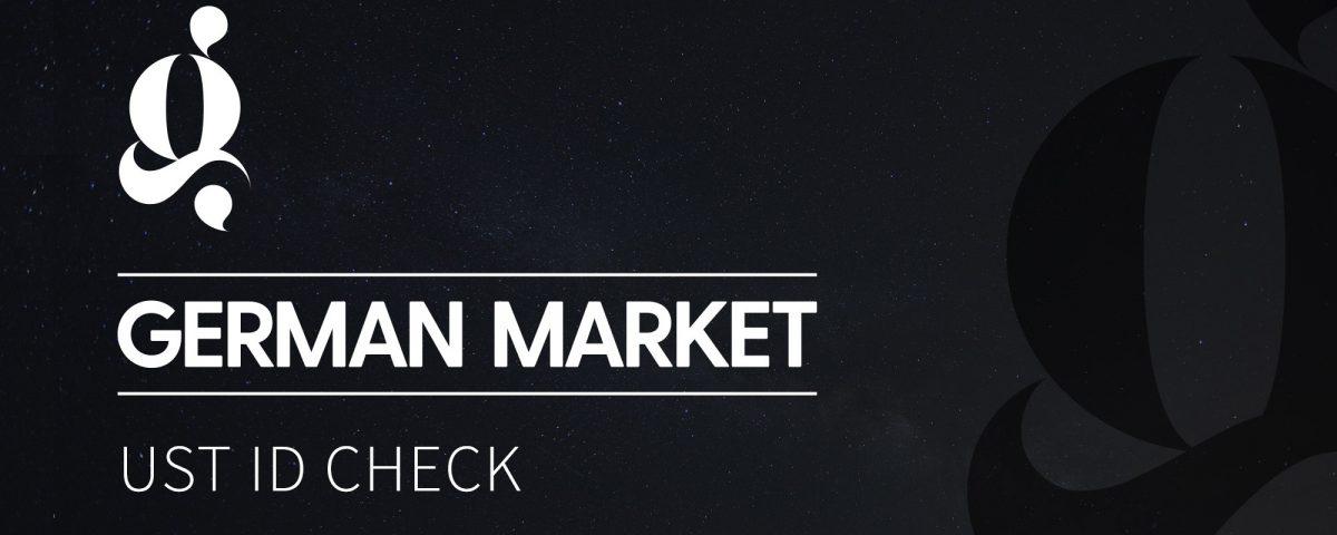 Anleitung: Überprüfung der Umsatzsteuer-ID mit WooCommerce und German Market 1
