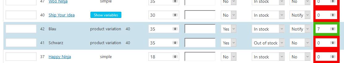 Plugins angetestet: WooCommerce Stock Manager - Lagerbestand übersichtlich verwalten 4