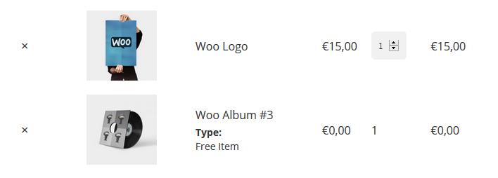 Plugins angetestet: WooCommerce Multiple Free Gift - Gratis Beigaben für deinen Shop 5