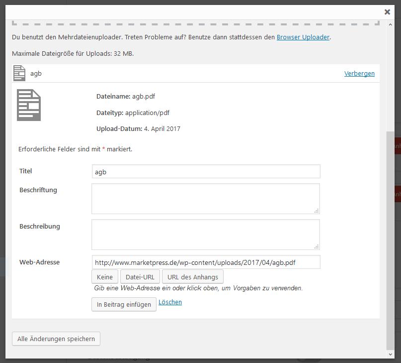Anleitung: Dateien an WooCommerce-E-Mails anhängen 4