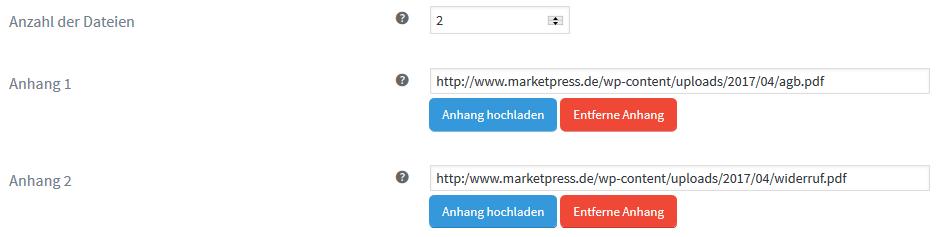 Anleitung: Dateien an WooCommerce-E-Mails anhängen 5