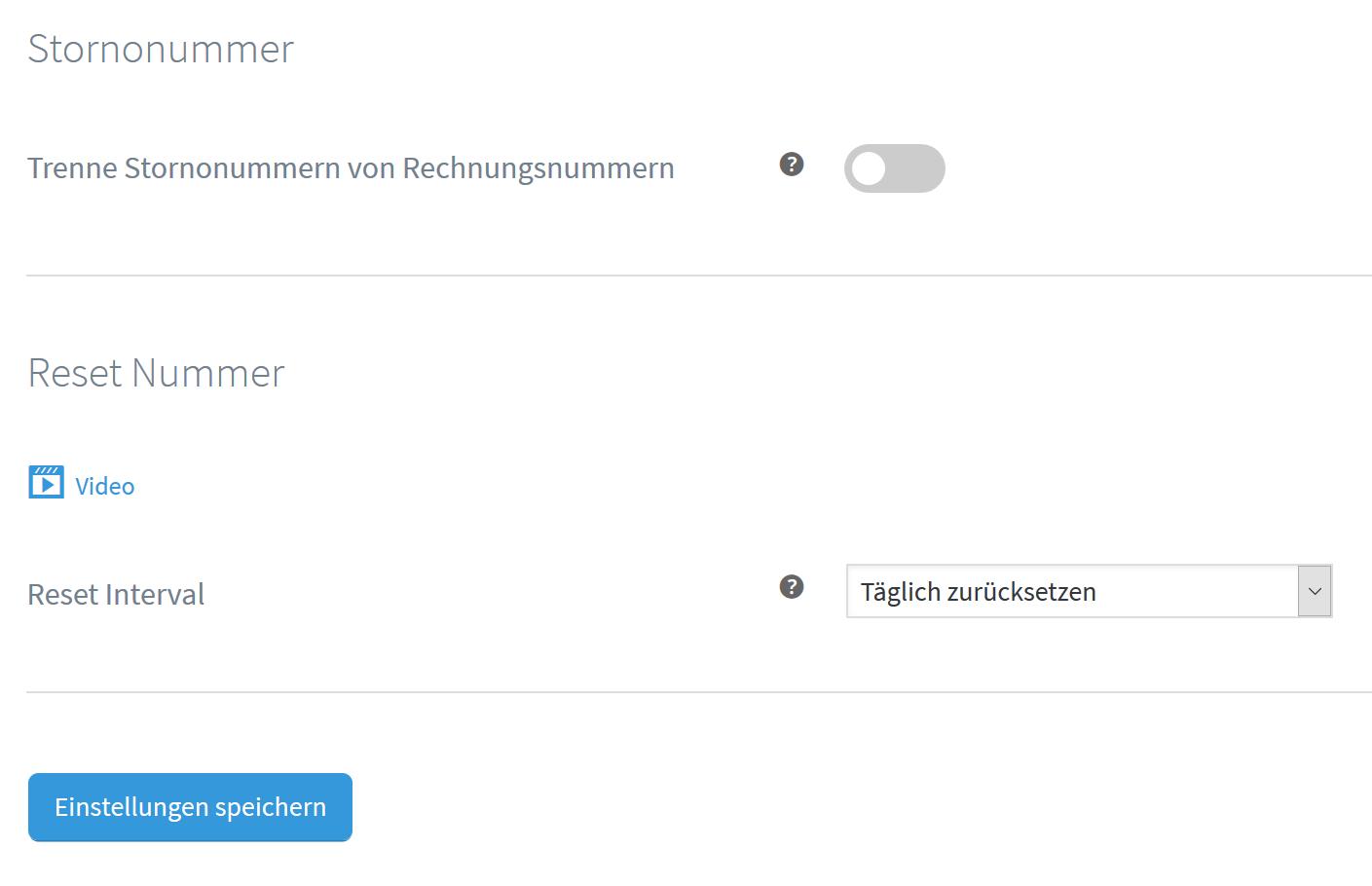 Anleitung: Rechnungsnummern in WooCommerce anpassen und automatisch zurücksetzen 4