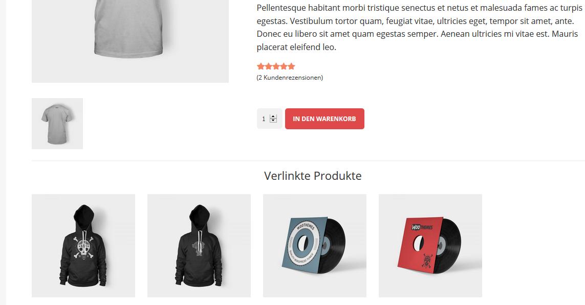 WooCommerce Plugins angetestet: Custom Related Products - Ähnliche Produkte selbst auswählen 2