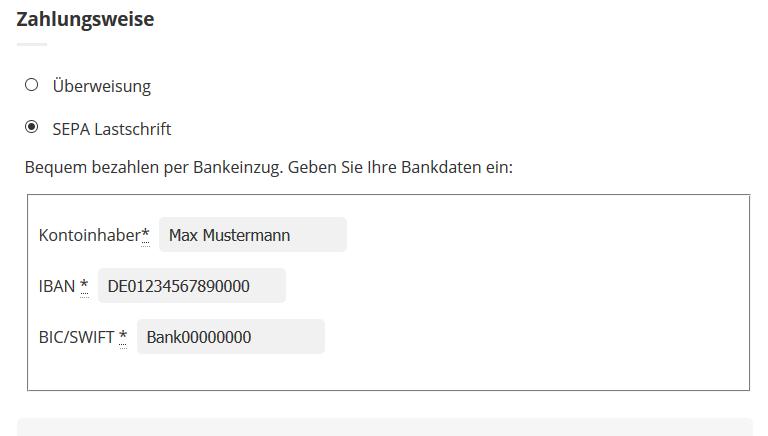 German Market 3.3: Lastschrift für WooCommerce und Anbindung an Billbee 2
