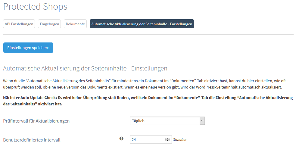 automatisierung protected shops woocommerce