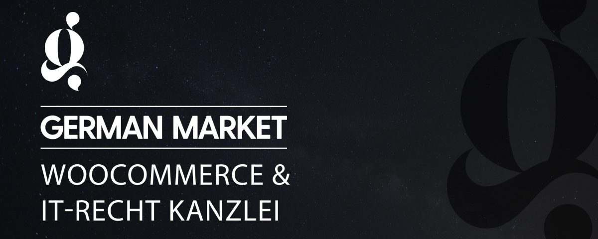 IT-Recht Kanzlei WooCommerce