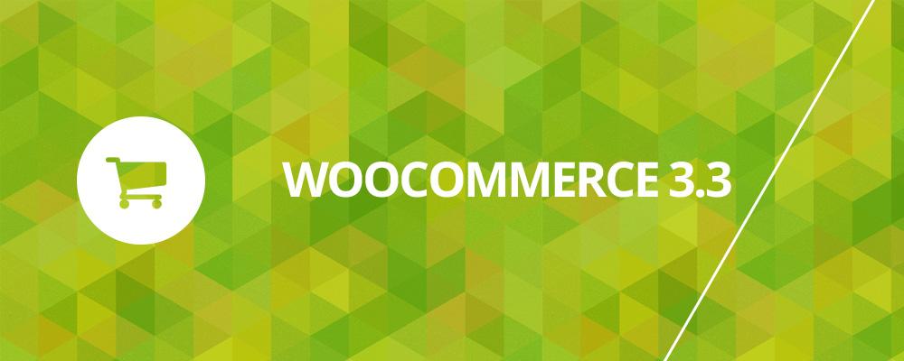 woocommerce 3.3
