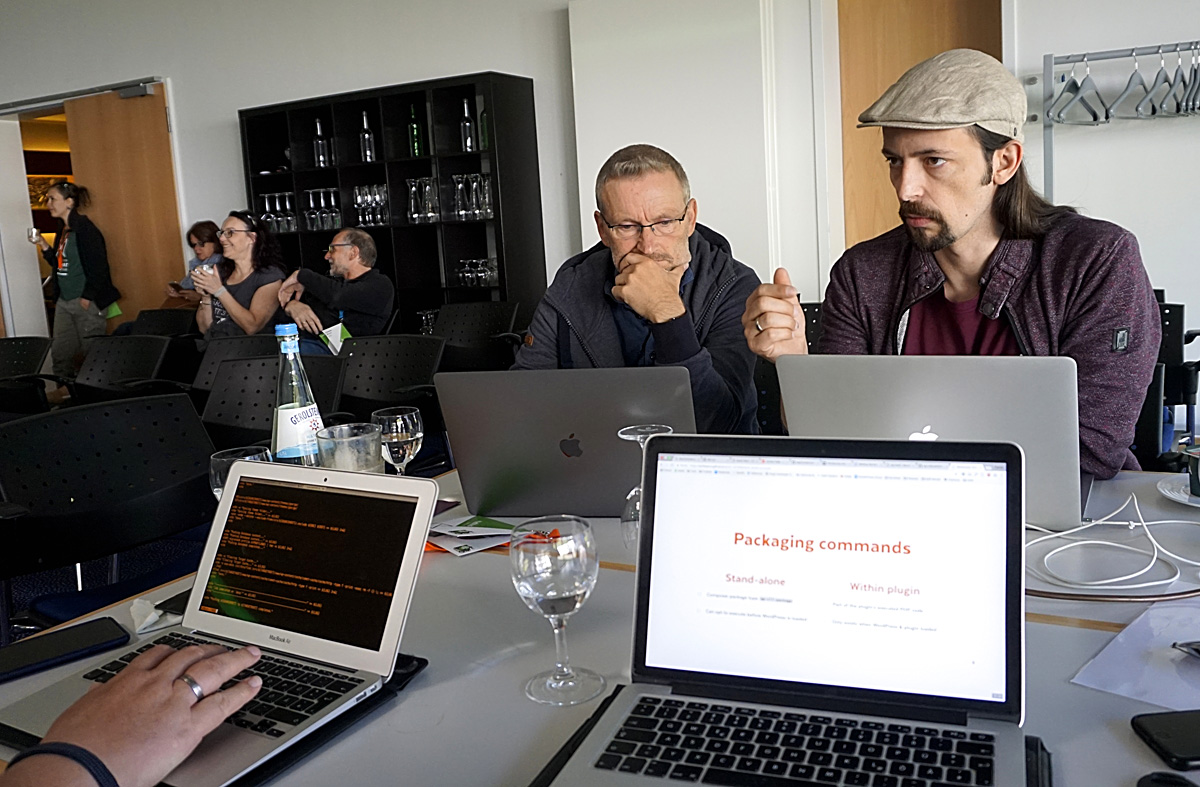 wordcamp contributing