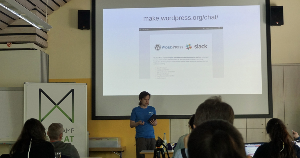 wordcamp wordpress.org