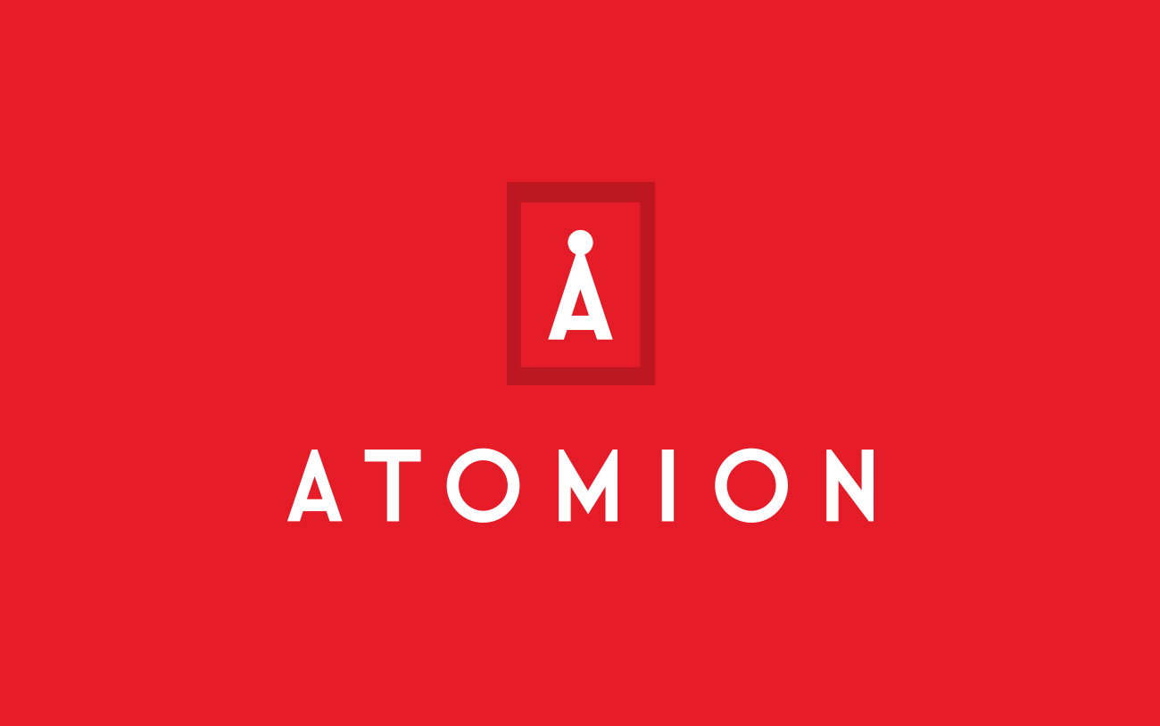 WordPress Theme Atomion