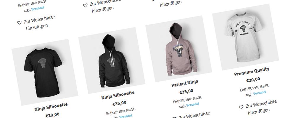 WooCommerce Plugins angetestet: Wishlist - Wunschliste für deine Kunden 2