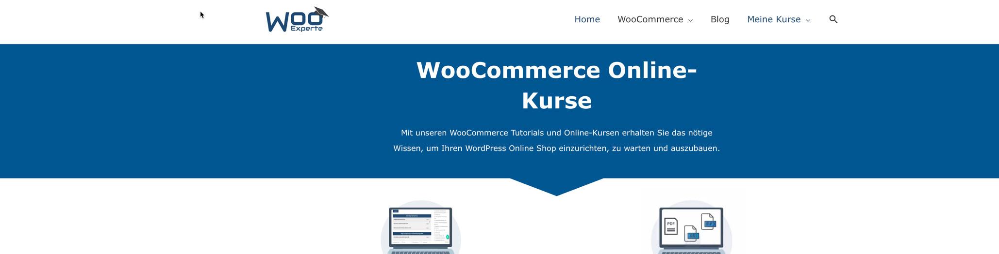Online-Kurse mit WordPress erstellen und mit WooCommerce verkaufen 6