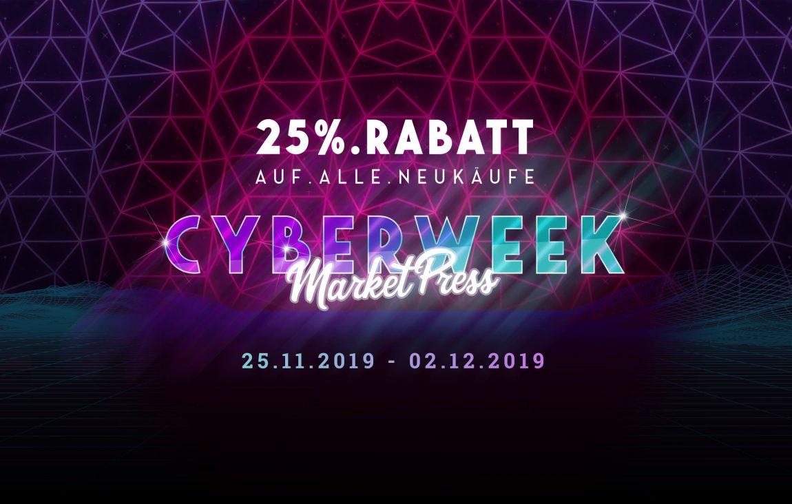 CyberWeek: 25% Rabatt und bis zu 199 € sparen 2