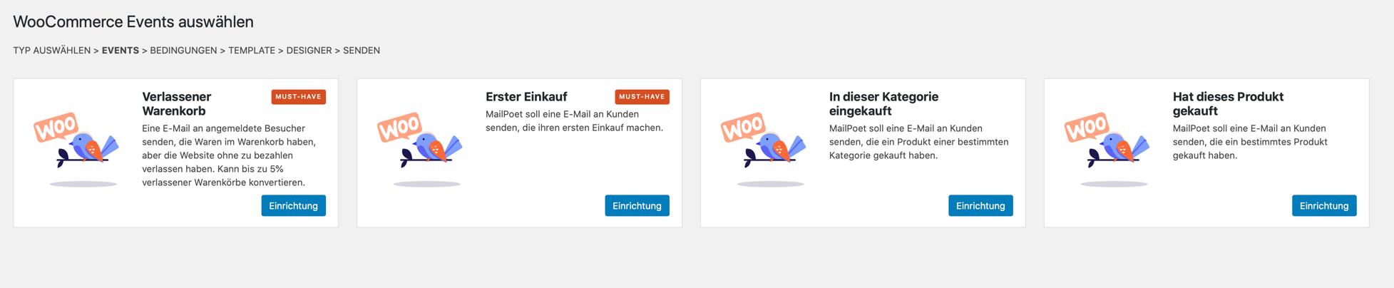 E-Mail-Marketing mit WooCommerce und MailPoet 1