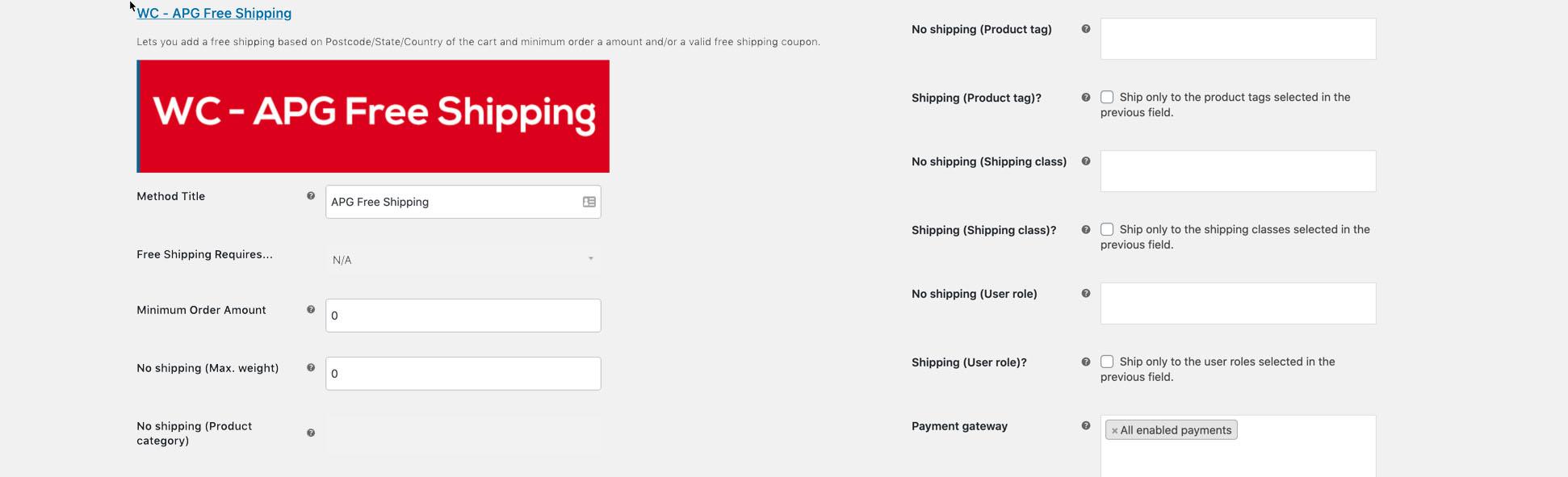 WooCommerce: Kostenlose Plugins für den Versand 1