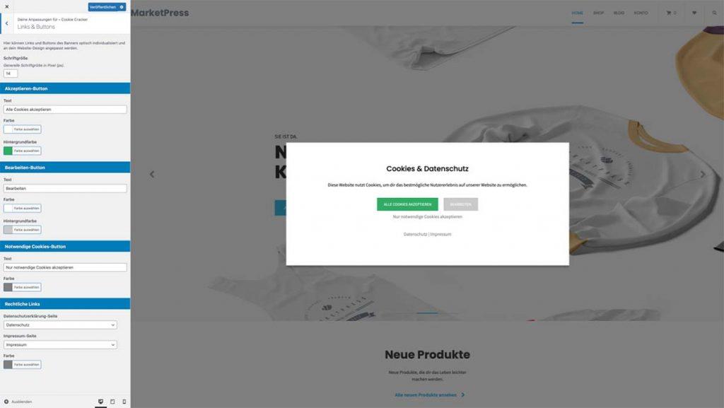 Customizer_Links