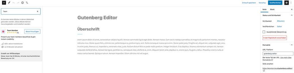 Bloecke-Gutenberg-Editor-Drittanbieter-1